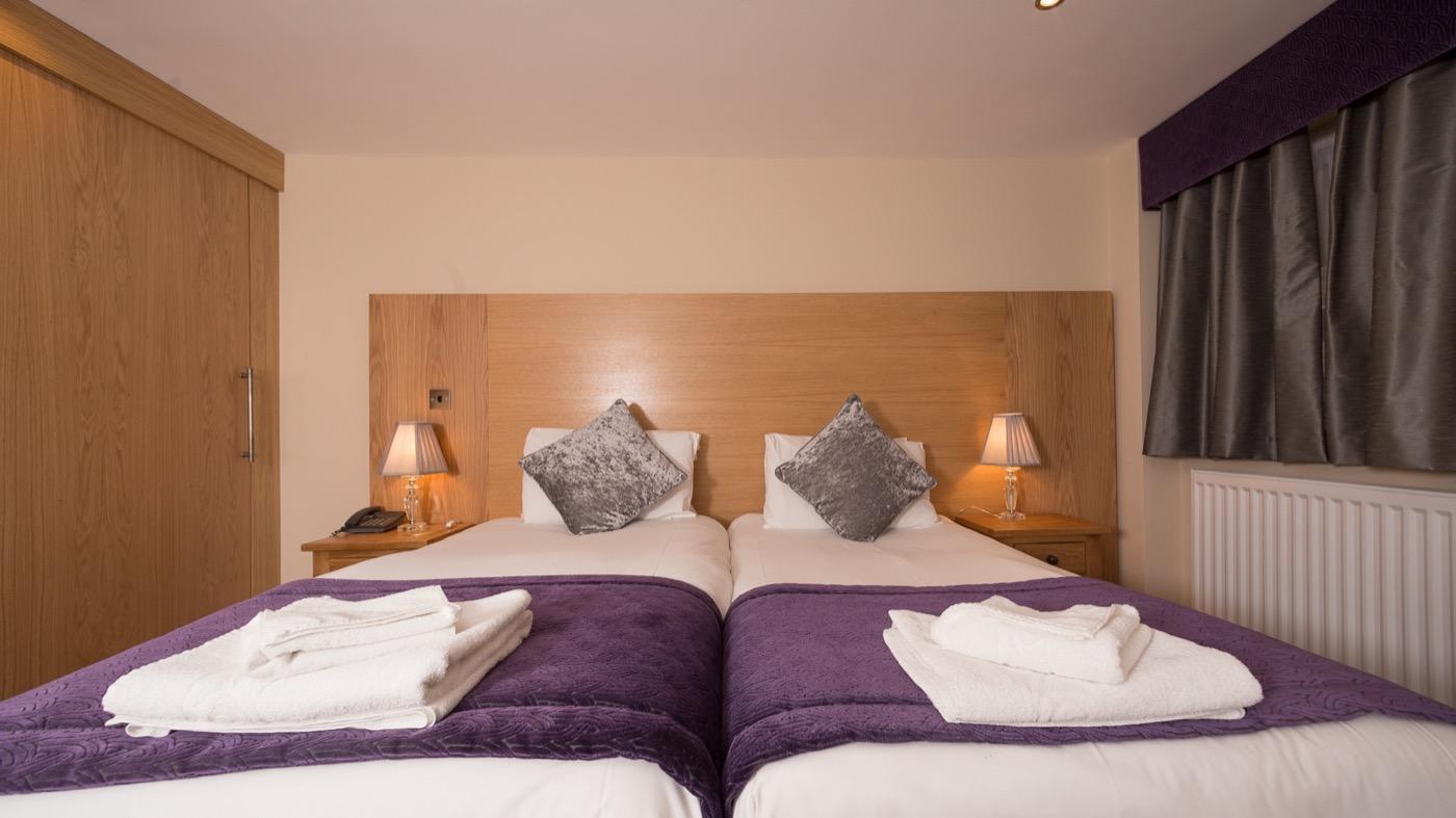 Hotel Renovations - Bedroom