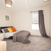 Building Conversion - Normanton Bedroom