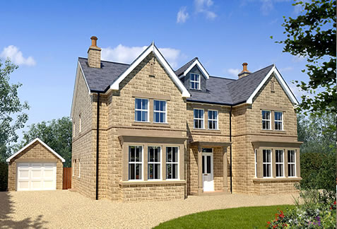 New builds tri core developments for Build your new home