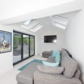 House Extension Interior - Adel