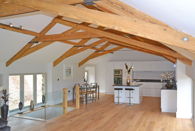 Barn Conversion Interior