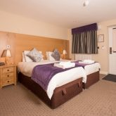 Hotel Renovation - Bedroom - York