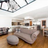 House Extension Interior - Kirklees